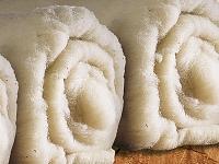 Saling Wolle gewaschen und gekämmt 1 kg