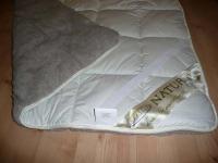 Kinder-Unterbett Alpakawollflor