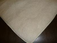 Erzstef Lammflor-Unterbett für Kinderbett