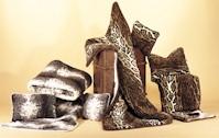 Kuschelkissen -Hermelin oder Leopard-