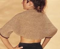 Schulterwärmer Merino-Soft