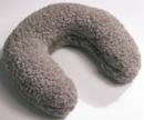 Saling Schafwoll-Hörnchen mit Reißverschluss, hellbraun