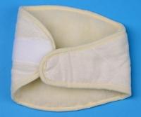 Kniewärmer mit Klettverschluss