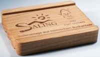 Saling Seifenablage aus heimischem Buchenholz