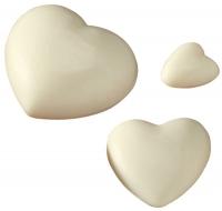 Saling Schafmilchseife Herz (klein)